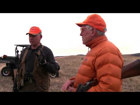Riggo and Legendary Author Tom McGuane Out On The Range