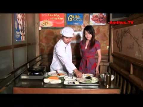 Cách làm Cơm trộn Hàn Quốc Vào bếp cùng Sao số 19