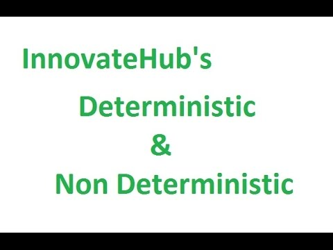 Algorithms || P vs NP || Deterministic and Non Deterministic || Part-2