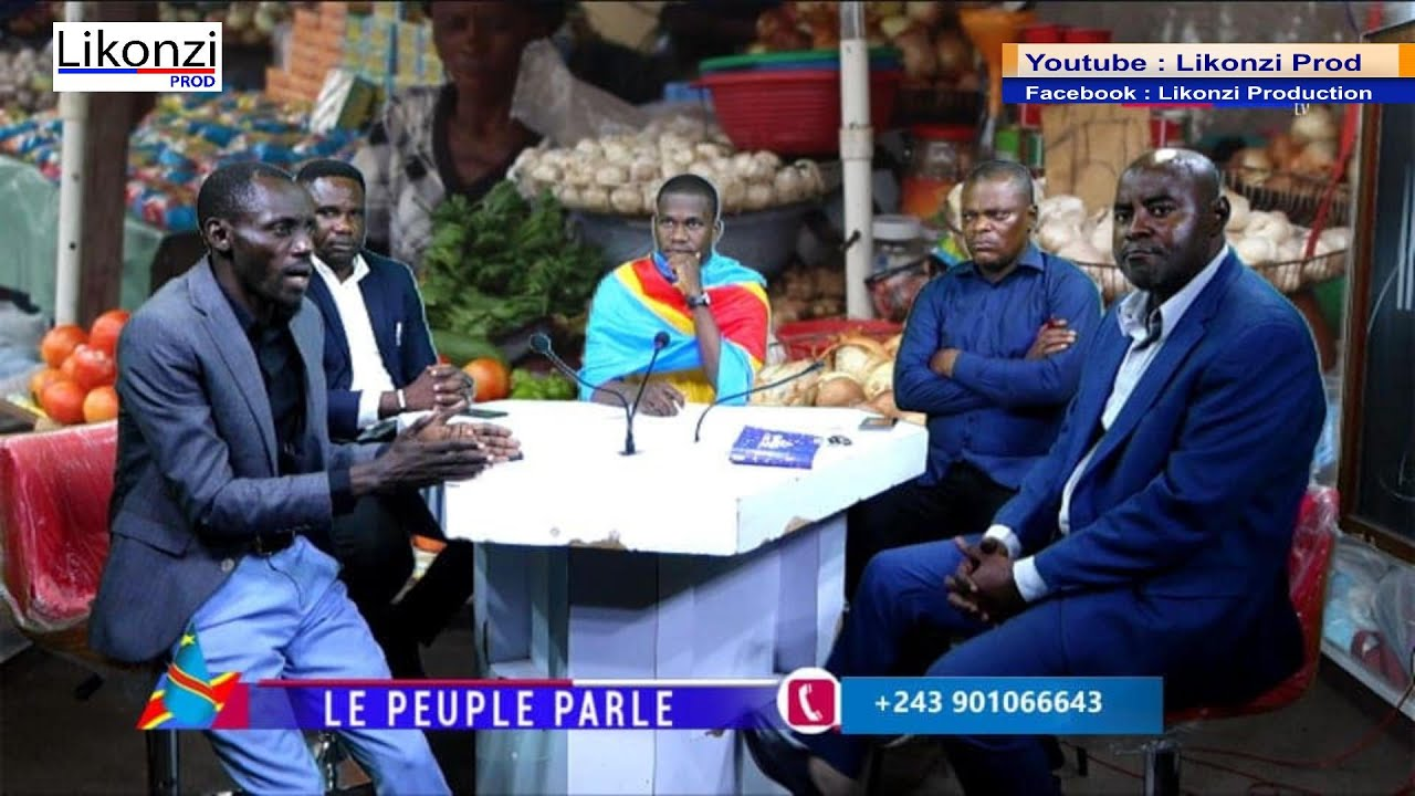 Download DÉBAT POLITIQUE: PRINCE EPENGE(LAMUKA), MICHÉE MANGALA(LAMUKA), Adrien M et Alain MBIKAYI (Analyste)