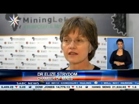 The Chamber of mines has noted with concern the high indebtedness of employees.