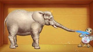 Elephant vs The Buddy   Kick The Buddy