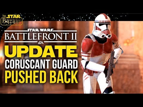 Coruscant Guard Pushed BACK | Battlefront 2 Update thumbnail