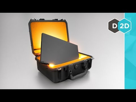 The IMPOSSIBLE Gaming Laptop - YouTube