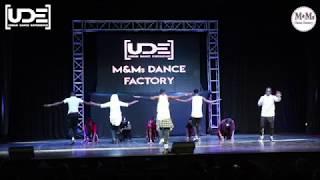 Sean Mambwere Choreography - Cry For You (Urban Dance Experience Showcase - Zimbabwe)