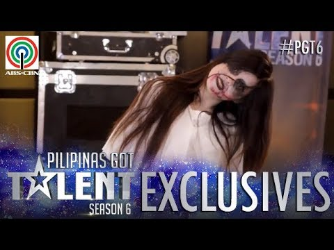 PGT 2018 Exclusives: Mary Grace the quirky white lady