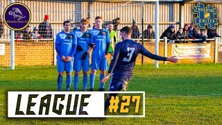 10 CUP FINALS! - WIVENHOE TOWN vs HASHTAG UNITED