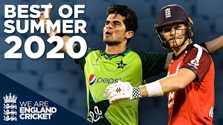 Pakistan Level Series with Final Ball! | England v Pakistan 3rd IT20 | Best of Summer 2020