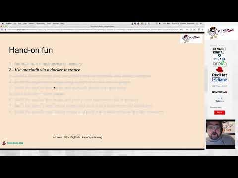 2020/11/10 - Soirée Virtuelle : JKube - Packager Java pour Kubernetes