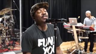 """Anthony Hamilton - Rehearsing """"I"""