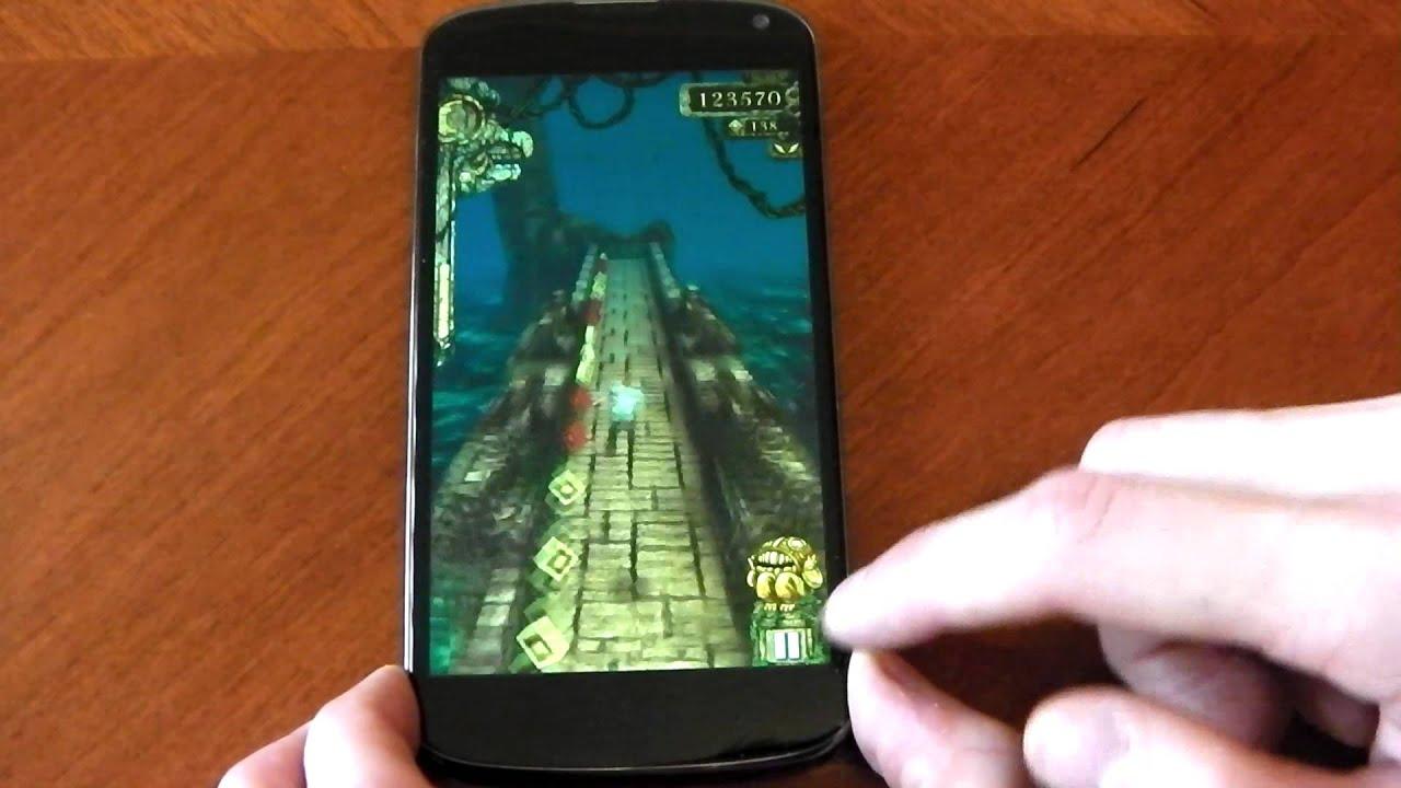 Nexus 4 - GMD Gesture Controls - Remove Status Bar - HD