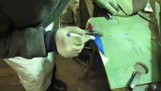 Делаем нож без электроинструмента #14 - доводка клинка(все видео из этого раздела, смотрите на моем канале в плейлисте https://www.youtube.com/playlist?list=PLOoCzJk19TeTyNP1pzOFE-bN9R3iMCCra..., 2012-11-24T17:42:30.000Z)