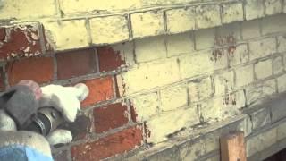 пескоструйка кирпичной стены, тел 0505928368, www.servis.org.ua(, 2015-09-16T11:48:51.000Z)