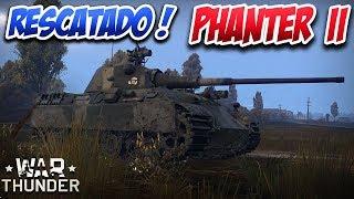 PHANTER II RESCATADO   WAR THUNDER