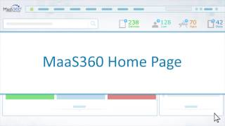 IBM MaaS360 Unified Endpoint Management
