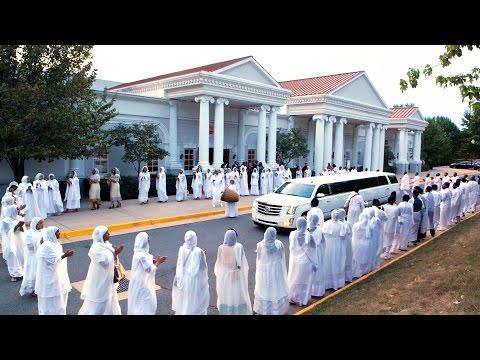 Meron Tesfaye + Dn. Dawit Fantaye Reception Sample Part 3: Entrance