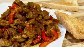 Having tried this dish once you will cook it always! DELICIOUS MEAT DISH DISHES
