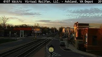 Virtual Railfan - YouTube