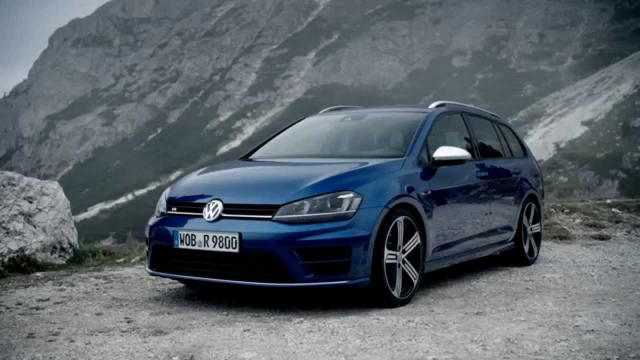 volkswagen golf r variant 300 hp sport station wagon youtube. Black Bedroom Furniture Sets. Home Design Ideas