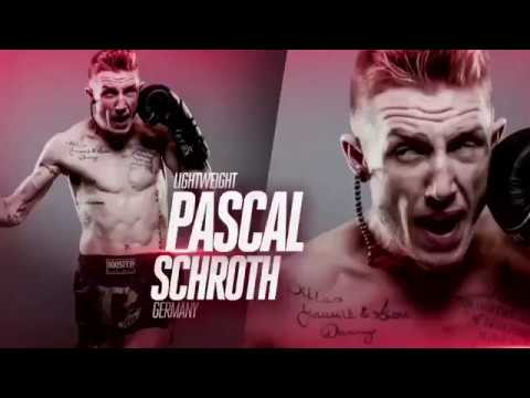 "PhuketTopTeam Pro Team Fighter Pascal ""The German"" Schroth Working Pads With Kru Big"