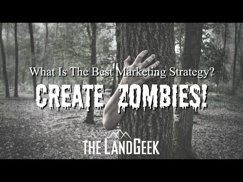 What Is The Best Marketing Strategy? Create Zombies!