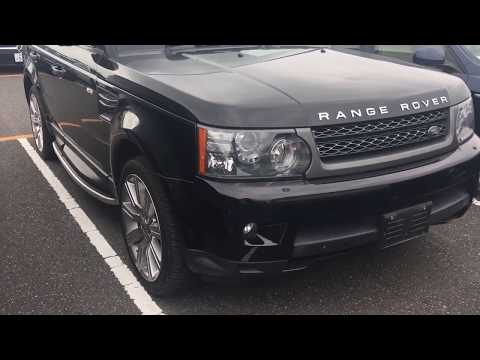 2011 Range Rover V8 5.0ltr - buy used car Tokyo Japan