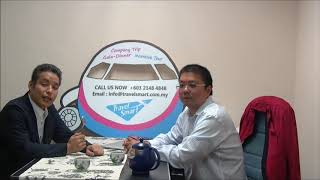 マレーシアクアラルンプールにて活躍されている 旅行会社TRAVEL SMART ...
