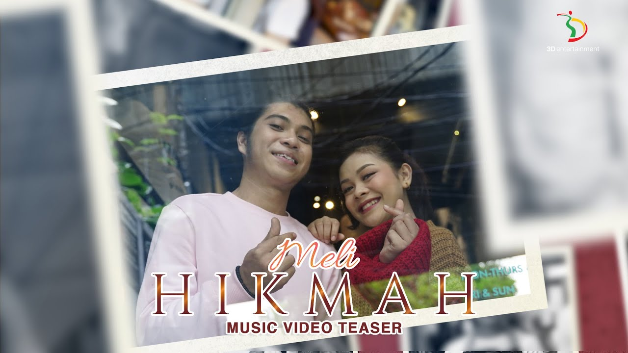Meli LIDA - HIKMAH | Music Video Teaser