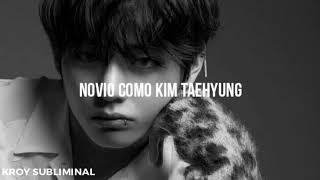 💫FORZADO💫 Novio como Kim Taehyung (UNISEX)