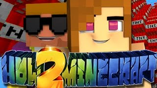 "HOW TO MINECRAFT FINALE - ""GIANT BATTLE!""  Episode 22 