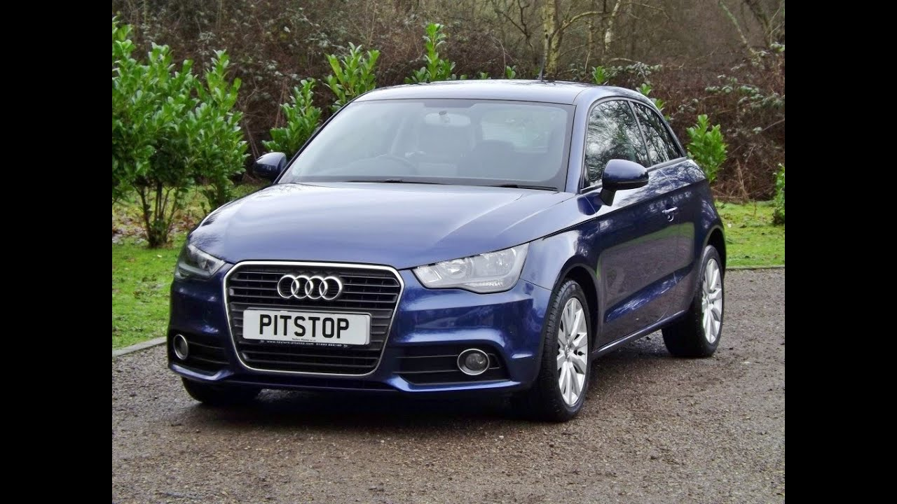Audi a1 1 6 tdi sport 3dr for now sold by pitstop garage for Garage audi a1