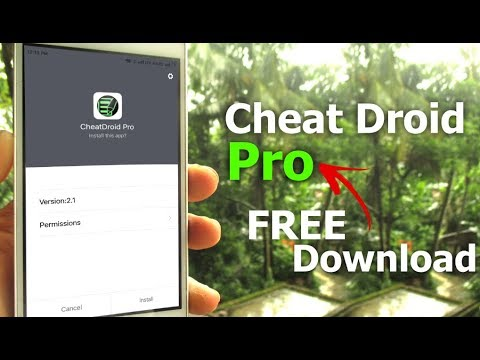 cheat droid apk download no root