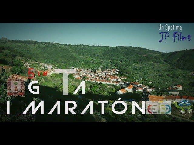 Maratón Villa de Gata