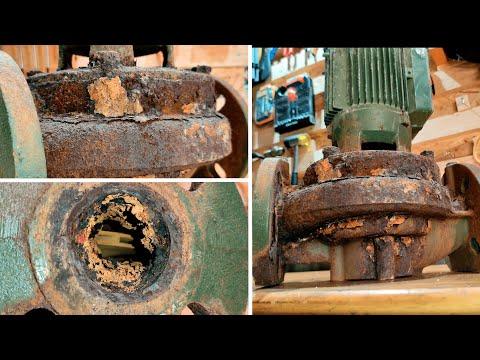 Restauración de bomba de agua eléctrica de recirculación
