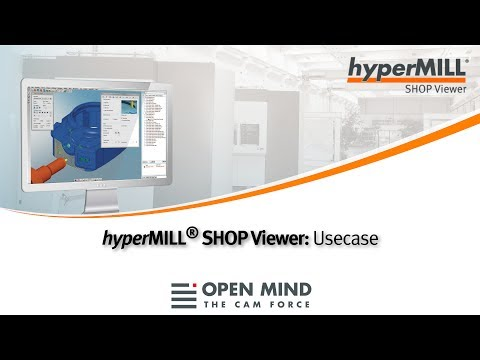 hyperMILL SHOP Viewer: Usecase – Valeri |CAM-Software|