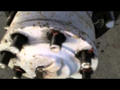Cone Washer Removal Rear Axle Removal