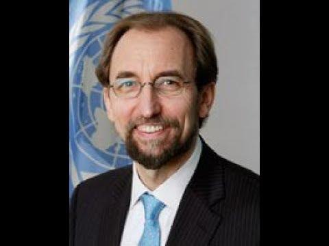 Human Rights Under Seige