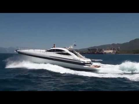 PERSHING 52 - Patra 's marine  (book us: 6932 566941 ) -Sogn