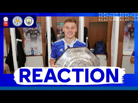 'Today Was Important & We Showed That' - Harvey Barnes   Leicester City Win The Community Shield