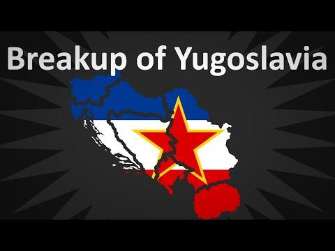 The Breakup of Yugoslavia Explained