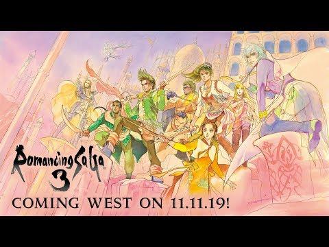 Romancing SaGa 3 remaster has a release date | PC Gamer