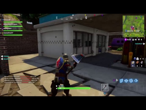 FORTNITE // WITH PRIZM RONNIE Pt. 2