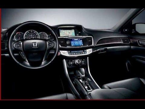 2016 Honda Spirior Interior