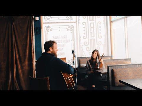 """Jeffrey Martin (Feat: Anna Tivel ) - """"Thrift Store Dress"""" A Song Catcher # 147 Live Music Session"""