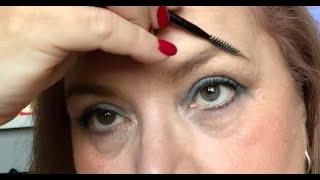 Что делать с ужасными бровями в 50 Как нарисовать брови чтобы они не стерлись Beauty secret Брови