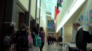 Mercer Island High School Hall March - Snare Cam