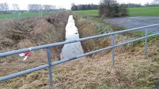 Ehemalige deutsch-deutsche Grenze bei Schrampe Arendsee
