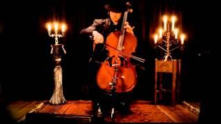 """Forsaken"" by Adam Hurst~ Cello and Organ, Dark Music"