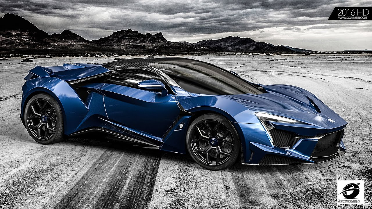 W Motors Fenyr >> Fenyr Supersport 900 Hp 1200 Nm W Motors Official Video Youtube