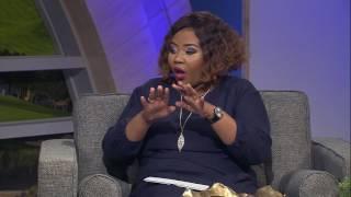 Real Talk with Anele Season 3 Episode 12 Penny Lebyane Carolyn Steyn